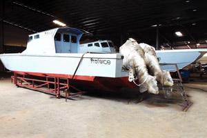 Armoured Patrol Boat